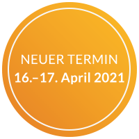 Neuer Termin 16.–17. April 2021